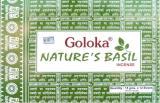 Encens goloka nature's basilic masala 15g