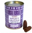 Goloka Nature's Lavender backflow cones set of 6