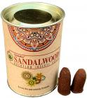 Goloka Sandalwood backflow cones set of 6