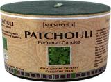 Patchouli perfumed nandita candles Xs