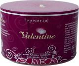 Valentine perfumed candles Xs