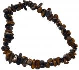 Tiger eye A chipstone bracelet 18cm