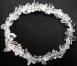 Rock Crystal A Chips Brace 16cm