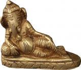 Ganesh couché bronze 5.5cm