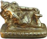 Ganesh couché bronze 6.50cm