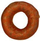 Round bordeaux cushion for singing bowl 15cm