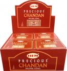 Precious chandan hem incense cones