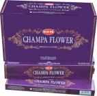 Purple champa flower masala hem incense 15g