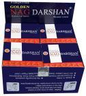 Vijayshree Golden Nag Darshan cones incense