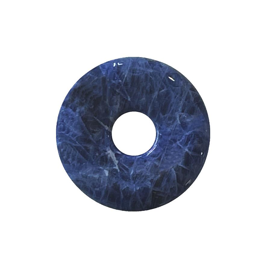 Sodalite donut 3cm