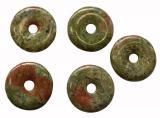 Donut Unakite 2cm