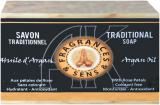Fragrances & sens argan oil soap 100g