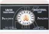 Fragrances & sens benzoin soap 100g