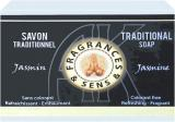 Fragrances & sens jasmine soap 100g