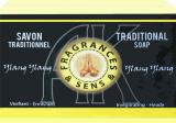 Fragrances & sens ylang ylang soap 100g