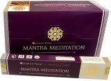 Mantra Meditation masala Garden Fresh incense 15g