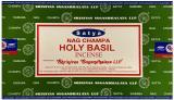 Encens Satya Basilic Sacré 15g