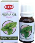Perfumed HEM oil mystic patchouli 10ml