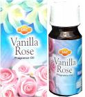 Huile à bruler sac vanille rose x12