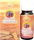 Sacchetto di cinnamon di sandalo all'olio x12