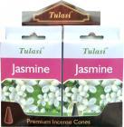 Incense tulasi sarathi cones jasmine