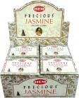 Encens hem precious jasmin cones