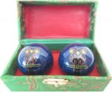 Blue owl massage balls 4.5cm