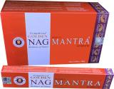 Incenso Vijayshree Golden Nag Mantra 15g