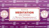 Meditation satya incense 15g