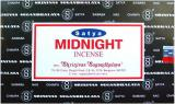 Incenso satya Midnight 15g