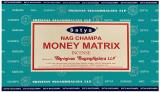 Incenso Satya Money Matrix 15g