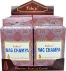 Encens tulasi sarathi cones nag champa