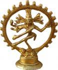 Natraj dancing Shiva bronze 9.50cm