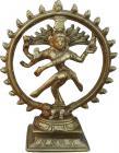 Natraj dancing Shiva Bronze 19.5cm