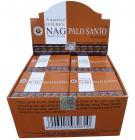 Encens Vijayshree Golden Nag Palo Santo cones