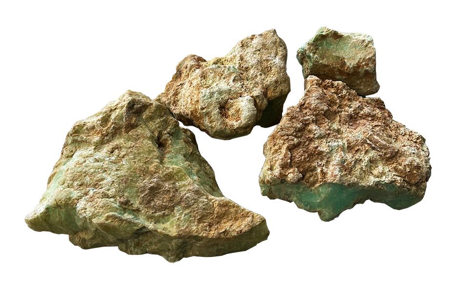 Chrysoprase brut 500g