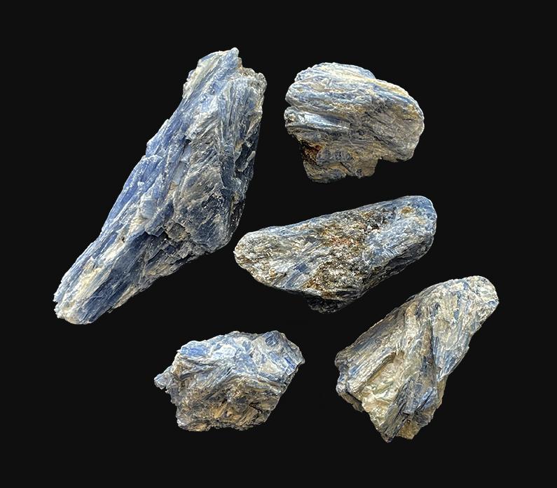 Cyanite brut 500g