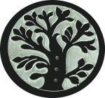 Albero della vita titolare di incenso in pietra 10cm
