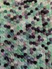 Fluorite A perles 8mm sur fil 40cm