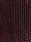 Hematite Violet doré A perles rondes 6mm sur fil 40cm