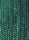 Perline di Malachite da 9mm su filo da 40cm