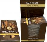 Carta di incenso Fragrances & Sens Palo Santo x30