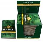 Patchouli Fragrances & Sens Incense paper x30