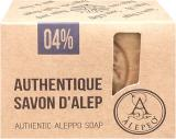 Sapone Alep Ecocert 4% 200g
