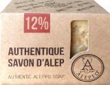 Ecocert aleppo soap 12% 200g