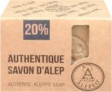 Ecocert aleppo soap 20% 200g