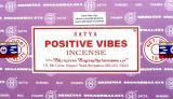 Encens satya positive vibes 15g