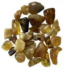 Baltic Amber rolled stones 100g