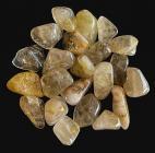 Cristal de Roche Rutile A pierres roulées 250g