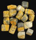 Jaspe Bumblebee Bourdon A pierres roulées 250g